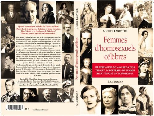 FEMMES D'HOMOSEXUELS CELEBRES